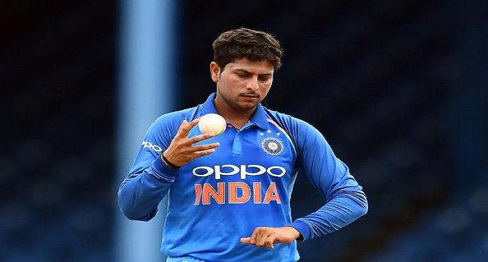 kuldeepppp टी20ः इंग्लैंड के बल्लेबाजों ने स्पिन गेंदबाजी से बचने के लिए मशीन 'मर्लिन' के साथ अभ्यास किया