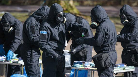 घातक नर्व एजेंट मिलने से मची सनसनी,ब्रिटेन पुलिस ने शुरू की जांच