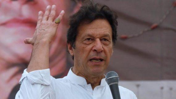इमरान खान का बड़ा बयान नरेन्द्र मोदी पाकिस्तान से अच्छे रिश्ते नही चाहते