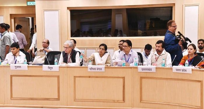 uttarakhand 2 नई दिल्ली स्थित विज्ञान भवन में 28वीं GST Council की बैठक केंद्रीय मंत्री पीयूष गोयल की अध्यक्षता में आयोजित