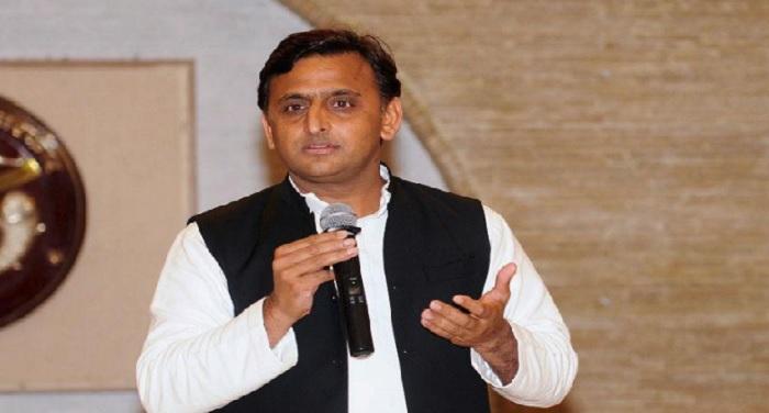 AKHILESH बंगला विवाद पर बीजेपी ने किया अखिलेश पर हमला कहा, क्या जनधन के दुरुपयोग के लिए अखिलेश मांगेंगे माफी