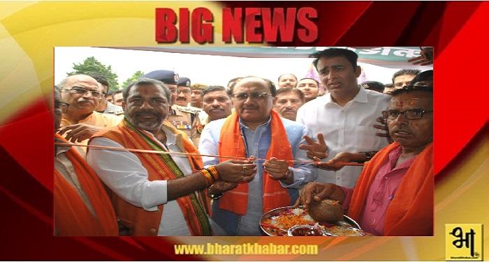 अयोध्या नहीं तो क्या पाकिस्तान में बनेगा राम मंदिर बोले सिद्धार्थ नाथ सिंह