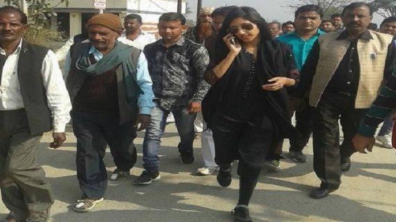 कांग्रेस नेता अदिति सिंह को पार्टी में मिली नई जिम्मेदारी