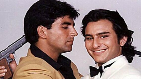 25 साल पुरानी इस चीज का अक्षय कुमार आज भी उड़ाते हैं मजाक, सैफ ने बताया राज
