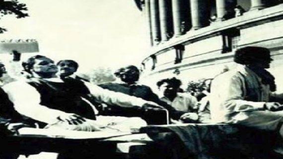अटल बिहारी वाजपेयी बैलगाड़ी से पहुंचे थे संसद, पेट्रोल-डीजल के दाम बढ़ने का किया था विरोध