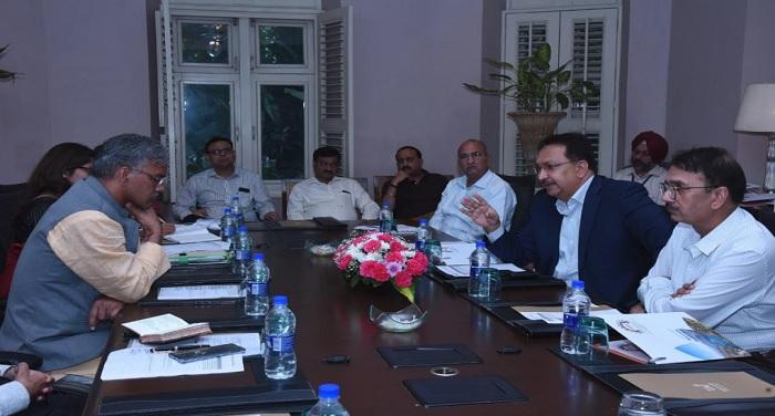 कर्नाटक के प्रमुख उद्यमियों को सीएम रावत ने उत्तराखण्ड में निवेश के लिए किया आमंत्रित