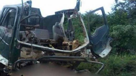 उत्तरी केन्या में देशी बम से हुए विस्फोट में पांच जवानों की मौत