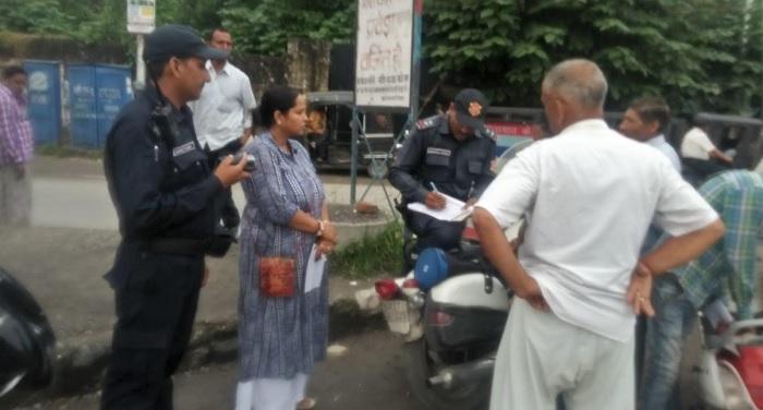 अभियान में जुटी उत्तराखंड ट्रैफिक पुलिस, वाहन चालकों के खिलाफ कड़ी कार्रवाई