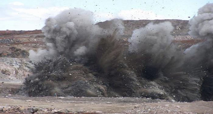 आंध्र प्रदेश में पत्थर की खदान में बड़ा विस्फोट, 10 मजदूरों की मौत,4 घायल