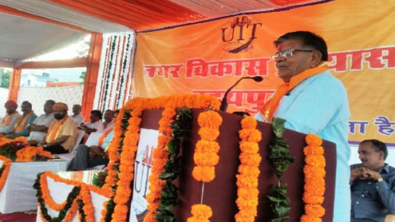 राजस्थानःपर्यटन के क्षेत्र में सिरमौर बन रहा है उदयपुर-गृहमंत्री