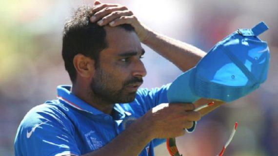 तेज गेंदबाज मोहम्मद शमी के खिलाफ जारी हो सकता है गैर जमानती वारंट