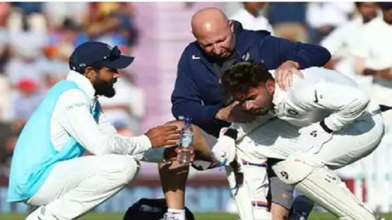 टेस्ट मैचःरिषभ पंत ने तोड़ा टीम इंडिया का भरोसा,उम्मीदों को किया तार-तार
