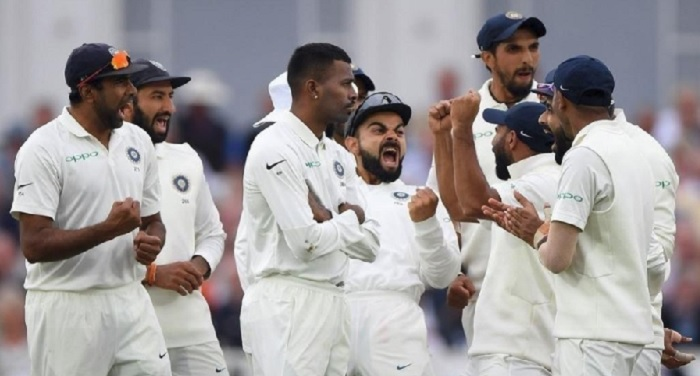 टेस्ट सीरीज हारने के बावजूद भी ICC रैंकिंग में भारत टॉप पर