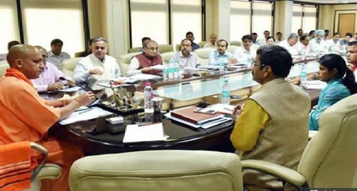 मिशन 2019 के तहत प्रदेश कार्यालय में भाजपा की बैठक आज, सीएम योगी रहेगें मौजूद