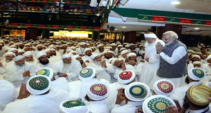 इंदौरः इमाम हुसैन की सीख देश और दुनिया के लिये आज भी प्रासंगिक- प्रधानमंत्री