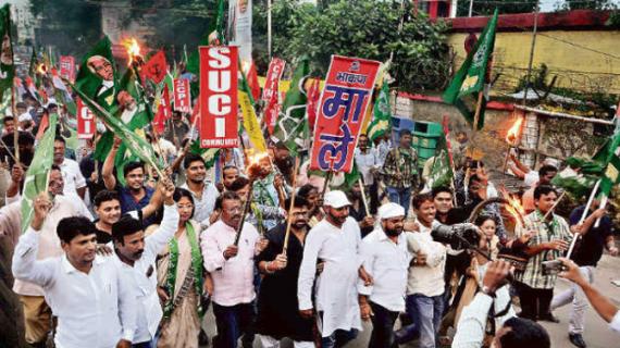 पेट्रोल-डीजल की बढ़ती कीमतों के खिलाफ कांग्रेस का आज भारत बंद