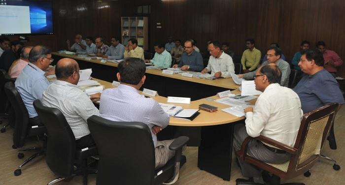 इको सेंसिटिव जोन के मॉनिटरिंग समिति की पहली बैठक में 23 प्रस्ताव रखे गए