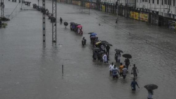 मौसम विभाग ने भारी बारिश को लेकर दिल्ली, हरियाणा समेत कई राज्यों में जारी किया अलर्ट