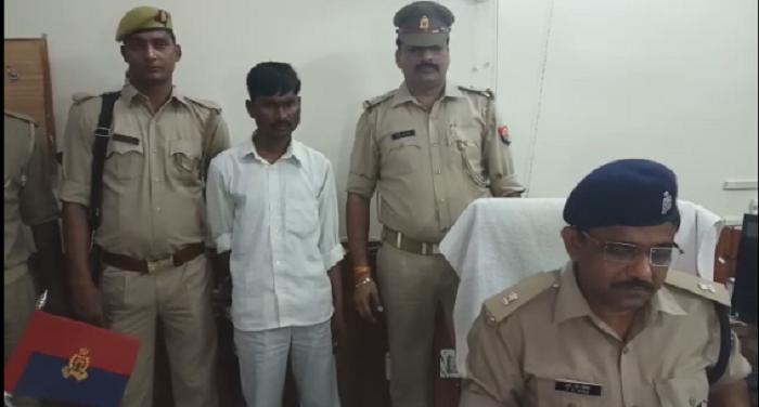 उप्रःमैनपुरी में अवैध शराब के खिलाफ अभियान में पकड़ी गई 130 पेटी शराब