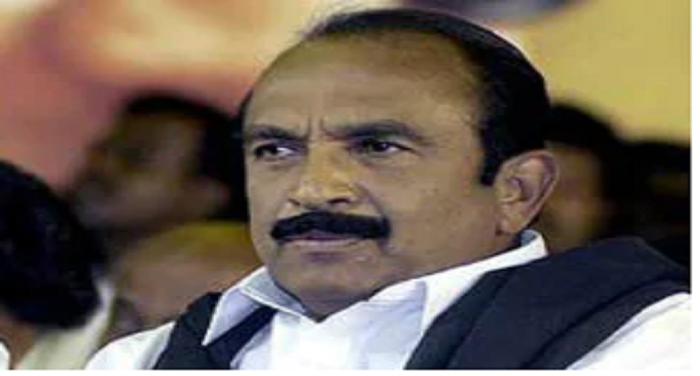 तमिल पत्रिका के संपादक की गिरफ्तारी पर MDMK चीफ ने राज्य सरकार को ठहराया दोषी