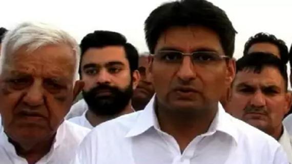 मंत्री,CM से लेकर PM तक किसी को नही किसानों की चिंता-सांसद दीपेंद्र हुड्डा