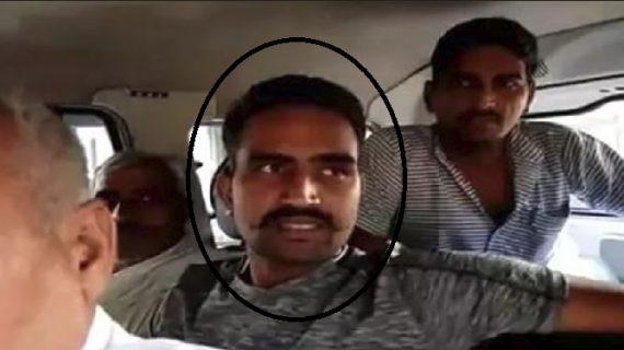 विवेक हत्याकांड: 'बागी' सिपाही सर्वेश चौधरी ने एसएसपी को सौंपा अपना इस्तीफा