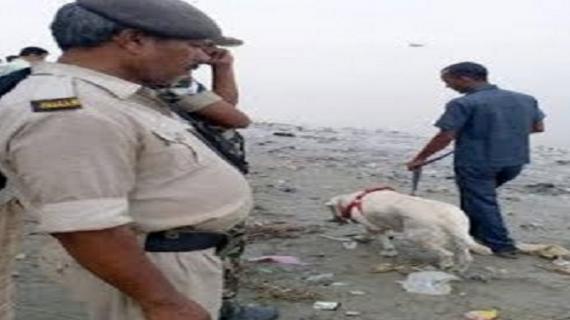 बिहारः मुंगेर में सर्च ऑपरेशन में नदियों और कुओं से 20 AK47 राइफल बरामद