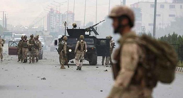 अफगानिस्तान: अमेरिका द्वारा किए गए हवाई हमले में 10 आतंकवादी ढेर
