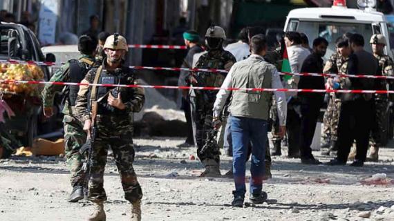अफगानिस्तान: आत्मघाती हमले में एक चुनाव प्रत्याशी समेत 8 की मौत