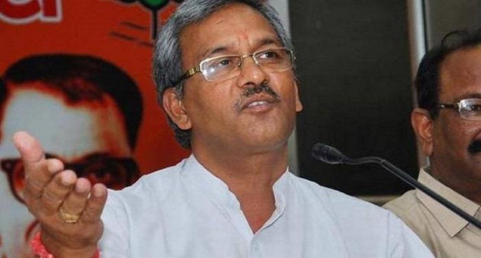 मुख्यमंत्री त्रिवेन्द्र सिंह रावत जनपदों का भ्रमण कर विकास कार्यों की करेंगे समीक्षा