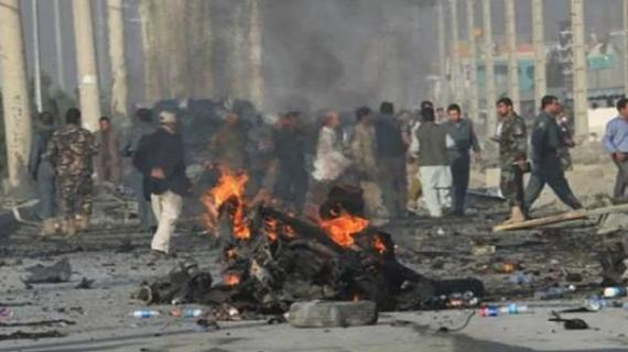 अफगानिस्तान में हुआ बम धमाका, चुनावी उम्मीदवार समेत तीन की मौत,7 घायल