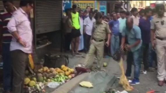 कोलकाता में हुए विस्फोट में एक बच्चे और एक महिला समेत पांच लोग घायल,एक की मौत