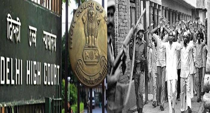meerut 2 दिल्ली हाई कोर्ट ने मेरठ के चर्चित हाशिमपुरा नरसंहार मामले में 16 पुलिसकर्मियों को उम्रकैद की सजा सुनाई