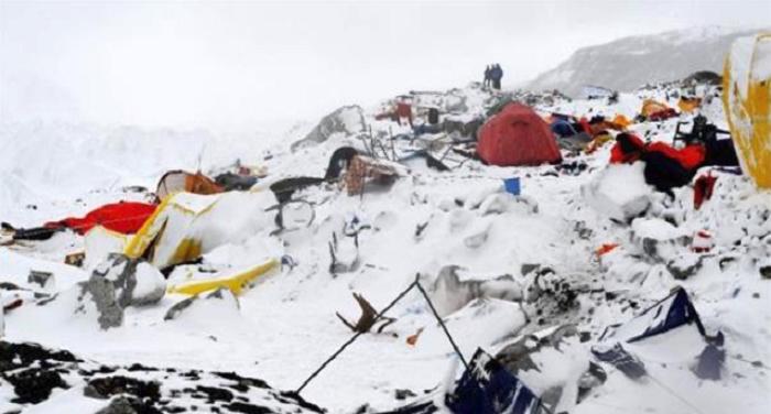 नेपाल में माउंट गुरजा पर हुए हिमस्खलन से 9 पर्वतारोहियों की मौत