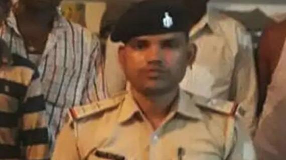 बिहार: खगड़िया जिले में अपराधियों और पुलिस के बीच मुठभेड़,थाना प्रभारी शहीद