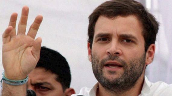 'किसानों की बर्बर पिटाई' से भाजपा ने गांधी जयंती समारोह की शुरुआत की- राहुल गांधी