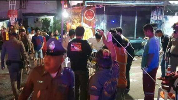 थाईलैंड में दो विरोधी गिरोहों के बीच हुई गोलीबारी में भारत के एक पर्यटक समेत दो की मौत
