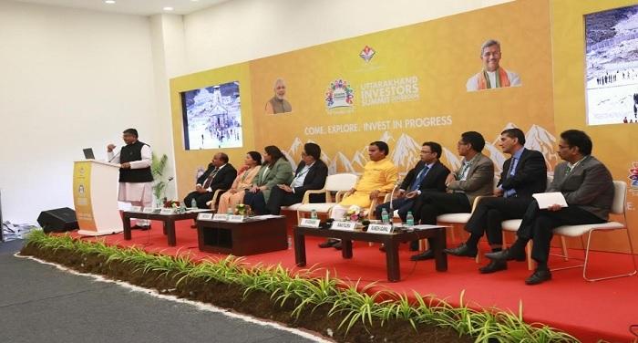 केन्द्रीय सूचना प्रौद्योगिकी मंत्री रवि शंकर प्रसाद ने कहा कि उत्तराखण्ड के मुख्यमंत्री ने आई टी के महत्व को समझा