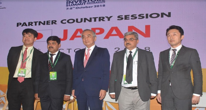उत्तराखण्ड में पर्यटन, योगा, खाद्य प्रसंस्करण के क्षेत्र में निवेश की पर्याप्त संभावनाएं हैं: जापान एम्बेसडर