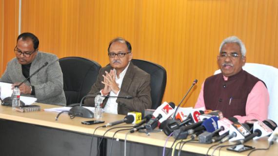 शासकीय प्रवक्ता मदन कौशिक ने दी कैबिनेट बैठक के महत्वपूर्ण निर्णय की जानकारी
