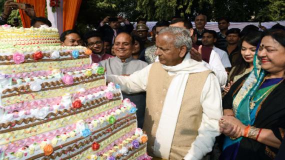 जन्मदिन विशेषः कल्याण सिंह को राष्ट्रपति और प्रधानमंत्री समेत कई नेताओं ने दीं बधाई