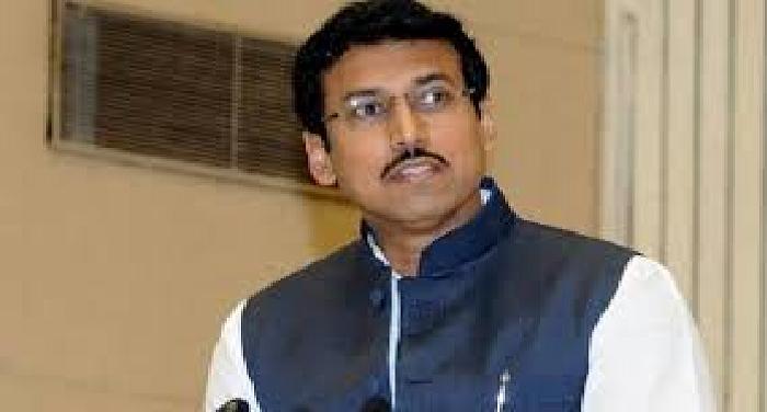 खेल राज्यमंत्री ने 'राष्ट्रीय युवा संसद महोत्सव 2019' का शुभारंभ किया