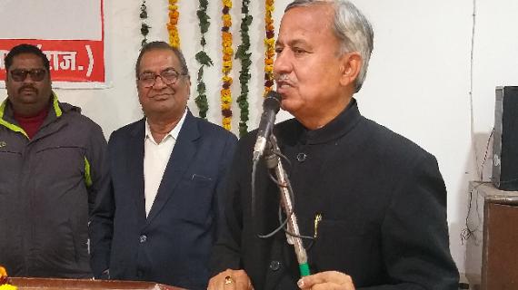 स्वास्थ्य राज्य मंत्री  ने भरतपुर के राजकीय मेडिकल कॉलेज का आकस्मिक निरीक्षण किया