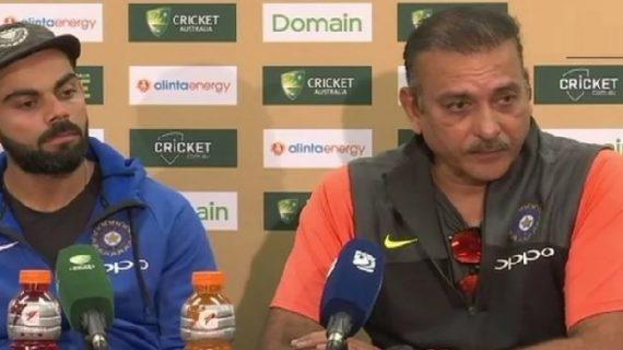 IND vs AUS: जीत के बाद रवि शास्त्री ने साधा 'क्रिकेट के भगवान' पर निशाना