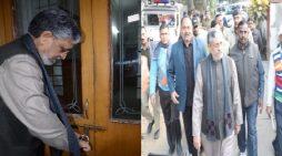बिहार : डिप्टी सीएम सुशील मोदी ने खाली किया बंगला, तेजस्वी यादव पर किया हमला