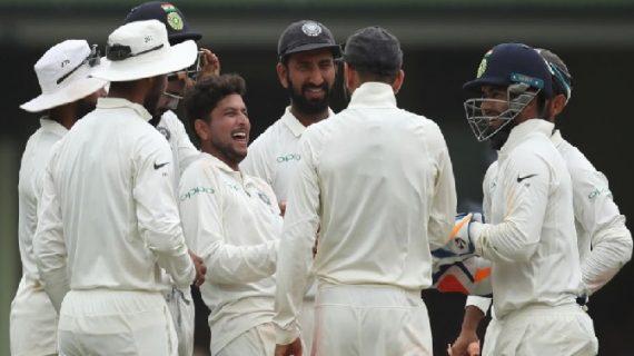 Ind vs Aus: खराब मौसम ने डाला मैच में खलल, तीसरे दिन का खेल खत्म, ऑस्ट्रेलिया ने बनाए 236/6