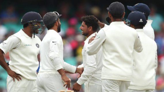 IND vs AUS: खराब लाइट के कारण चौथे दिन का खेल समाप्त, टीम इंडिया का जलवा