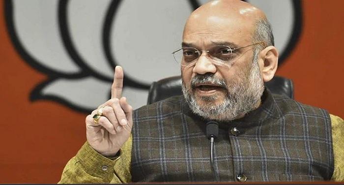 amit shah आतंक के खिलाफ संघर्ष में इंटरपोल के सहयोग का गृहमंत्री ने दिया अश्वासन