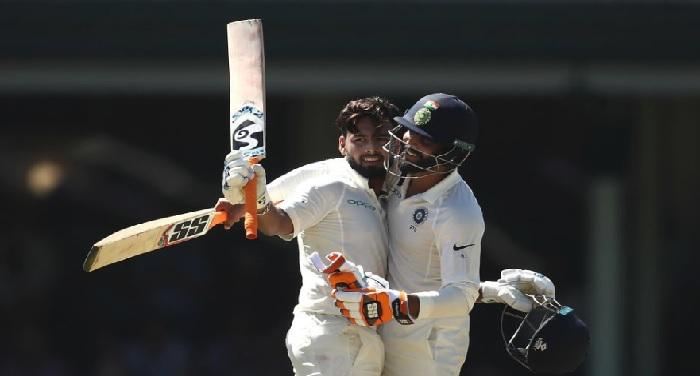 gfdg Ind vs Aus: दूसरा दिन भी रहा भारतीय बल्लेबाज़ों के नाम, ऑस्ट्रेलिया को दिया 622 रन का लक्ष्य