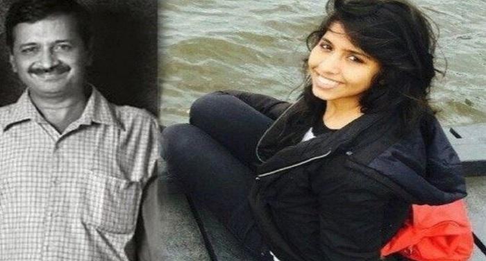 kajiriwal दिल्ली के मुख्यमंत्री अरविंद केजरीवाल को उनकी बेटी हर्षिता के अपहरण की धमकी
